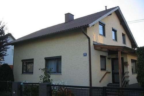 WELS: Geräumiges Einfamilienhaus in Ruhelage!