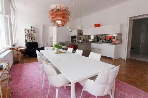 Wohnung, Atelier, Büro - 500 m2 in 2 Etagen in wunderschönem Jahrhundertwendehaus