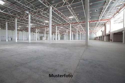 Betriebsgebäude - Versteigerungsobjekt -