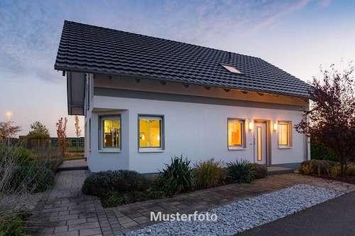 Einfamilienhaus in gutem Zustand