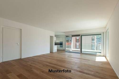 Maisonette-Wohnung - Versteigerungsobjekt -