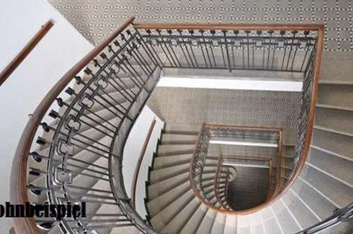 + Maisonette-Wohnung mit Dachterrasse +