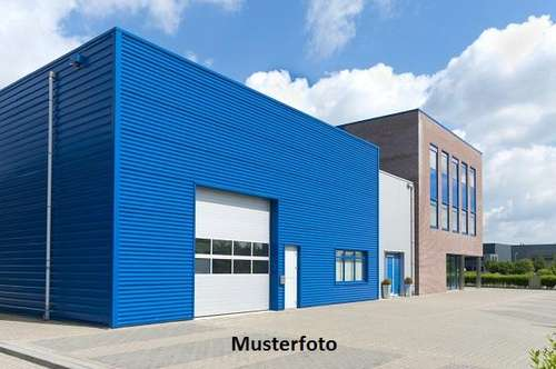 +++ Produktionshalle mit Büro und Betriebswohnung +++