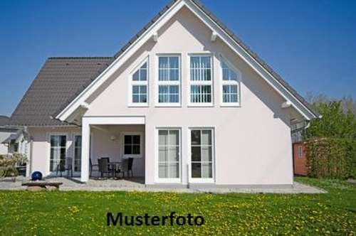 Einfamilienhaus - Versteigerungsobjekt -