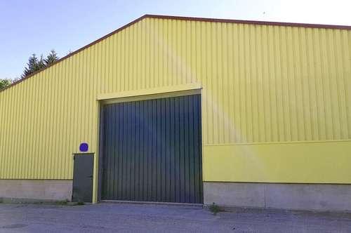 Mietobjekt, Lagerhalle ca. 600 m², Pressbaum, besonders verkehrsgünstig