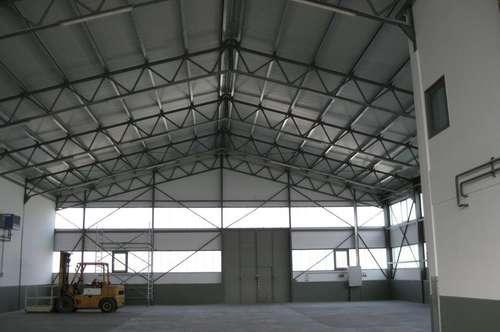 Kaufobjekt, Universalhalle ca. 700 m² mit Freifläche ca. 1.500 m², Bereich Fischamend-Schwadorf