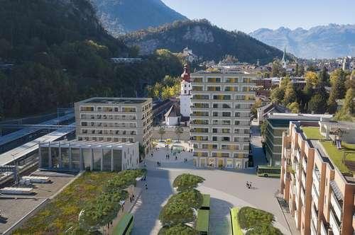 2-Zimmerwohnung - TOP 43 - BAHNHOFCITY Feldkirch