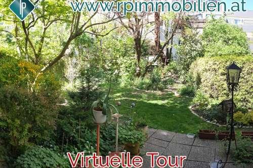 Haus mit Blick über ganz Wien in absoluter Ruhelage mit Garten