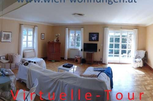 Ruhige helle Doppel-Haus-Hälfte mit Garage und Garten