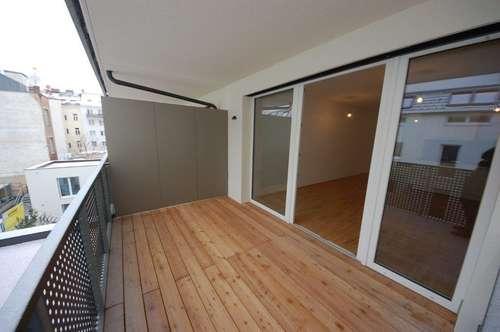 *NEUBAU-ERSTBEZUG* sehr schöne 2 Zimmerwohnung mit westseitigem Balkon!
