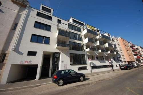 komfortabler Tiefgaragenparkplatz in einem Neubau