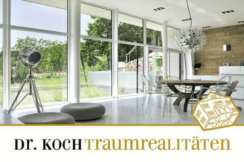 Lichtdurchflutete,luftige Designermaisonette mit Sonnenterrassen und Fernblick -Sunside Living)