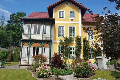 Bad Ischler Villa + Gästehaus - Eine Welt aus Ruhe und Grün