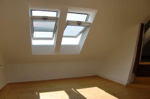 Dachgeschosswohnung mit Turmzimmer