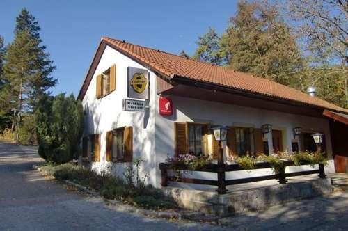 Schönwetterbetrieb - Gasthaus