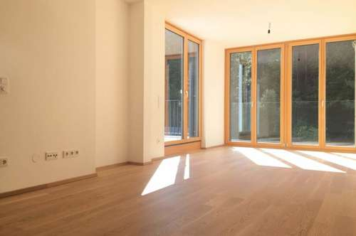"Schmid Immobilien Management - ""Erstbezug in luxuriöser DG-Maisonette."""