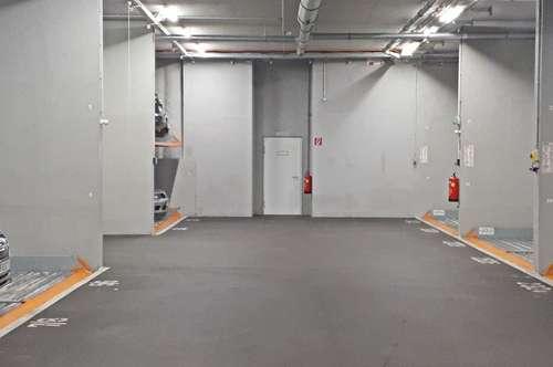 Garagenplätze unweit der Linken Wienzeile - als Anlageobjekt oder zur Eigennutzung