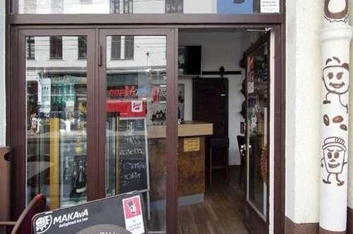 Charmante Café-Bar mitten im Studentenviertel