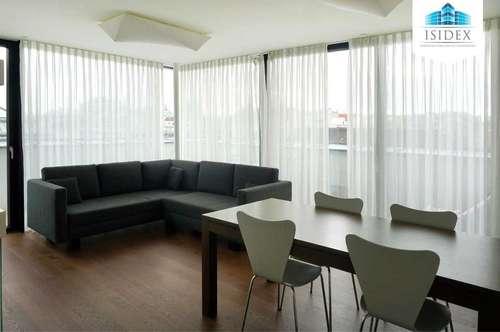 Luxus-Suite mit einer großen Eck-Terrasse - Direkt am Naschmarkt