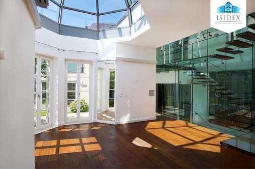Wunderschöne Villa in Döbling - Tradition trifft auf Moderne