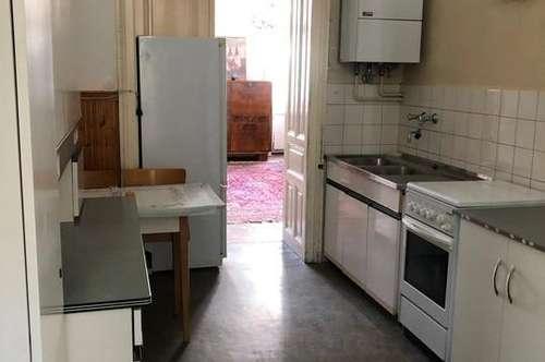 Untermiete: 2-Zimmer-Wohnung mit Gartenbenutzung