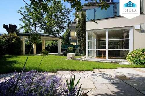 Tradition trifft auf Moderne - Villa mit Geschichte in Döbling