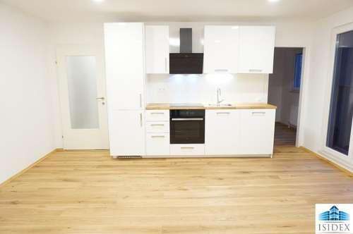 Sofort einziehen, ab Jänner die erste Miete bezahlen!! Entzückende Generalsanierte 2,5 Zimmer Wohnung inkl BK, Heiz und Warmwasserkosten