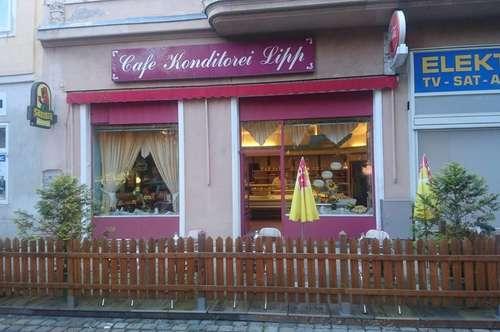 Cafe-Konditorei mit Tradition
