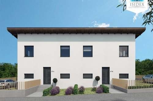 OPEN HOUSE ! Belagsfertige Doppelhaushälfte im Herzen des Marchfeldes