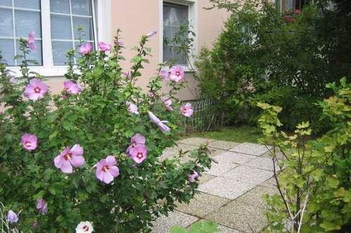 südseitige Gartenwohnung im Weidlinger Ortszentrum