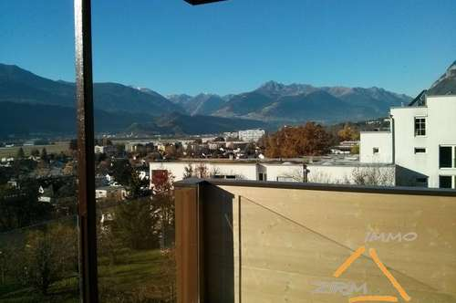Luxuriöse 3-Zimmer-Wohnung mit Berg-Blick im Passivhaus im Westen von Innsbruck