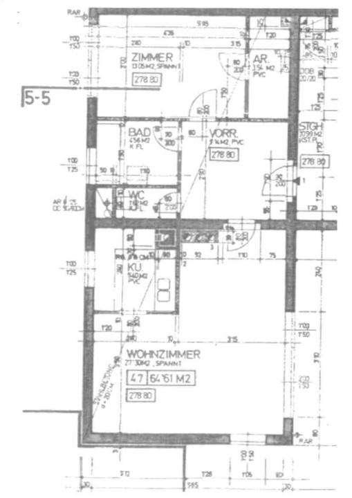 2-Zimmer-Wohnung in Wiener Neustadt, Dietrichgasse 12a/4/7