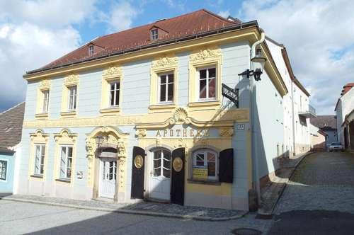 Historisches Wohn- und Geschäftshaus  mit idyllischem Garten in der Altstadt