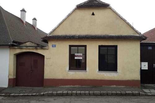 Eigenheim mit Privatsphäre und viel Stauraum - Retz-Nähe!