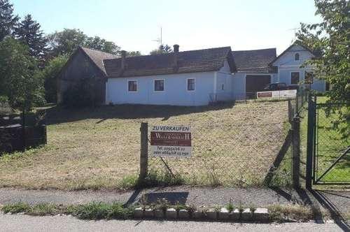 Bauernhaus mit 3 Stadeln und großem Wiesenbereich!