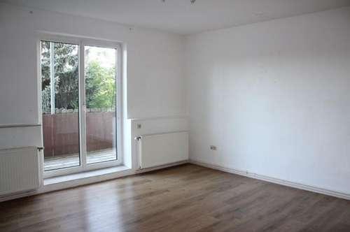 4 Zimmer Wohnung mit 10m² Balkon und Gartenblick!