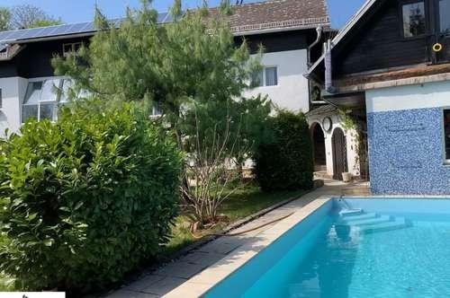 Familienidylle - Landhaus Nähe Stockerau - kein Wunsch bleibt offen
