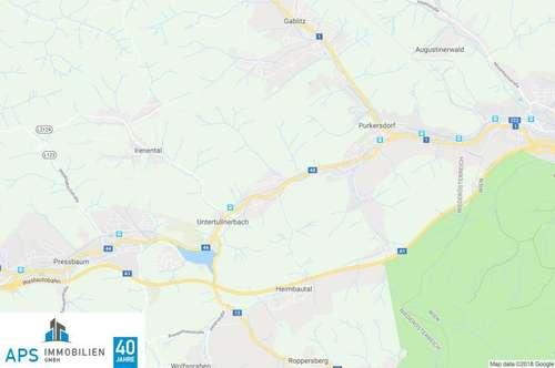 1.695 m² Baugrund in Neu-Purkersdorf - für Bauträger