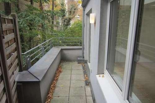 Ruhige Loftartige Terrassenwohung