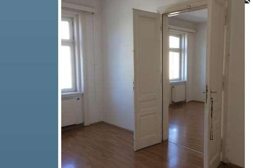 2 Zimmer Altbauwohnung nähe U2 Messe-Prater