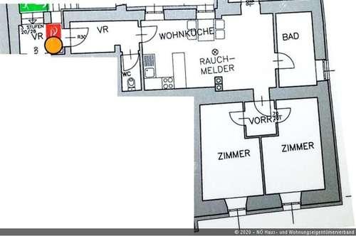 3 Zimmer-Wohnung in Rohrendorf