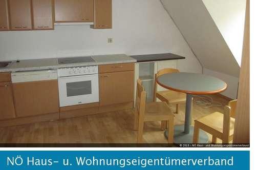möblierte 40,47 m² Wohnung im Zentrum von Krems