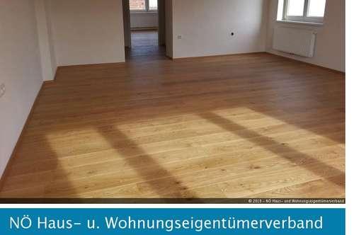 Erstbezug nach Sanierung - 2 Zimmer im Zentrum von Krems