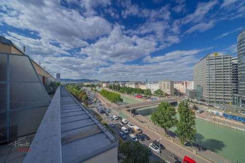 Traumhafter Ausblick im Herzen der Wiener Innenstadt!