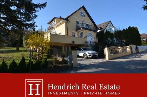 Exklusive Familienvilla in Höhenlage in Weidling