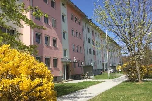 Sonnige Wohnung mit Loggia