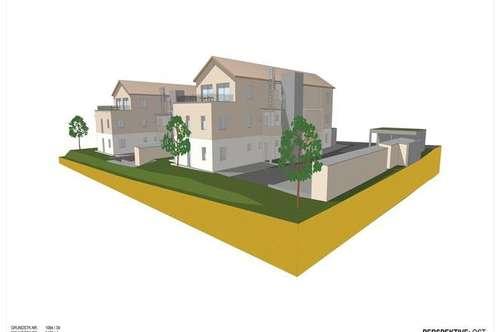 Neubauwohnung in sonniger, ruhiger und bevorzugter Wohnlage