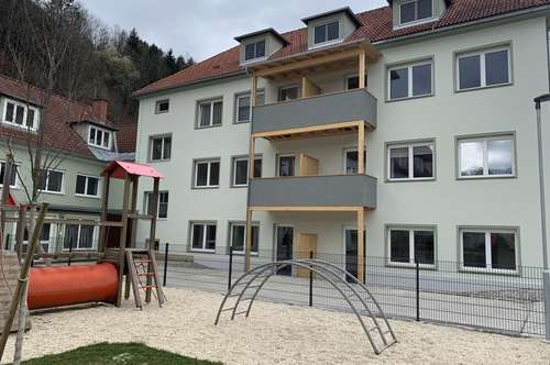 2-Zimmer-Mietwohnung in Breitenau am Hochlantsch