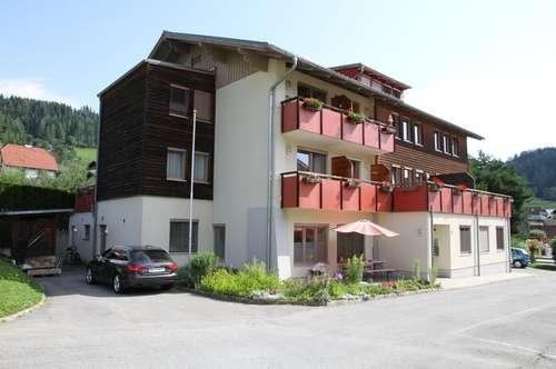 Kleinwohnung in St. Peter am Kammersberg