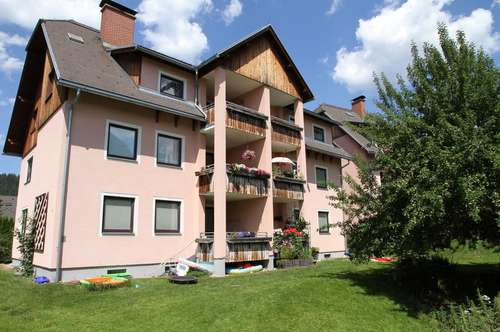 Geförderte 2-Zimmer-Mietwohnung in Mariazell / St. Sebastian